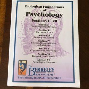 MCAT Prep: The Berkeley Review Psychology